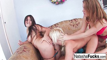 London and Natasha fuck Kelly Surfer