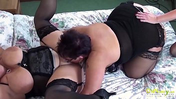 Streaming Video OldNannY British Mature Threesome Hardcore Sex - XLXX.video