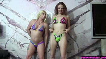 Into chastity for Bella Ink