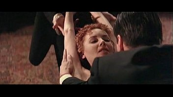 Devils advocate sex scenes Connie nielsen - the devils advocate standing full frontal and sex
