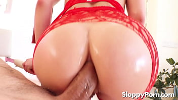 Wet anal with a hot Kristen Scott