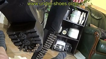 Cock and ball torture com Under-shoesour savage goddess miss claire extreme trampling and cbt in boots with nails on the sole https://www.clips4sale.com/studio/424/a-under-shoes-clip-store