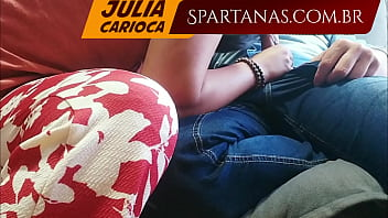 Want to Fuck or Listen to Music? Because Julia Carioca wants to cum!   Full in RED