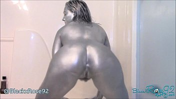 Silver Booty Shaking Preview