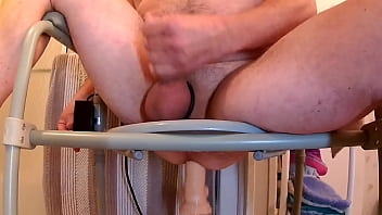 Riding the Wife's Machine