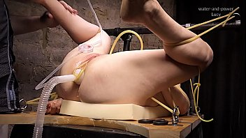 Lucy First Enema Part 4 of 5
