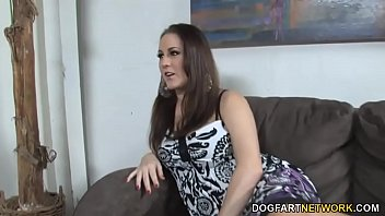 Hailey Brooke Takes Mandingo's Black Dick