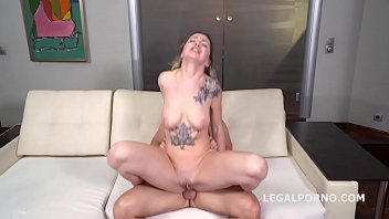 Mr. Anderson's Anal Casting Jay Moon first time anal with rough balls deep action and cum in mouth GL090