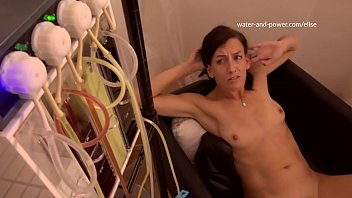 Free xxx enema vidoes Enema pump test - first fill