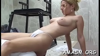 Sweet perfection in bra is masturbating