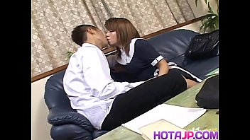 You Morisawa gets cum on cans and mouth after is fucked by dudes