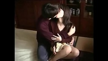 Hot Asian Japanese Mom fucks with Son and Daughter