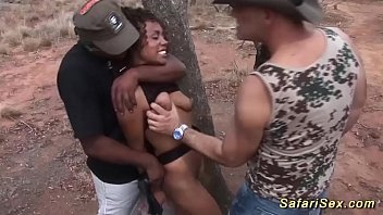 wild fuck orgy with african babe 12分钟