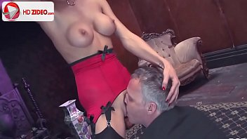 Franki Mature lady insists on his cock HD Porn; thumbnail