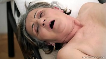 Old fat and hairy Hairy granny pussy fucked deep