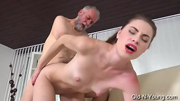 Old n Young com  Ilona C Young Escort Fucks Hi Escort Fucks Him