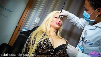 Big lip pornstars Sabrina sabrok lips augmentation fetish