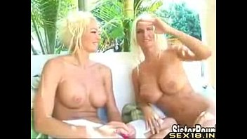 Hot sisters Rhylee and Rhyse Richards show off tits