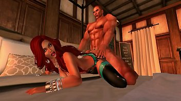 Second life sex pictures Black cock whore diary - episode 2