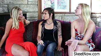 Lets Stay Here  Nikki Scarlet And Dawn nd Dawn