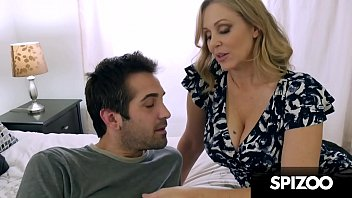 Legendary Milf Julia Ann Sucking And Fucking Her Stepson - Spizoo