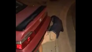 Man gives his tailpipe all 3 inches of pure meat