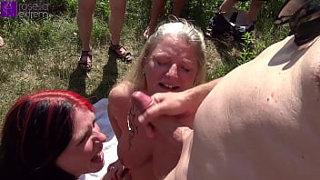 Streaming Video Mom and stepdaughter were dirty used by countless men at a bathing lake! Part 4 - XLXX.video