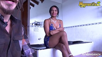 MAMACITAZ - Colombian Indira Uma Gets Horny For Sex Vengeance