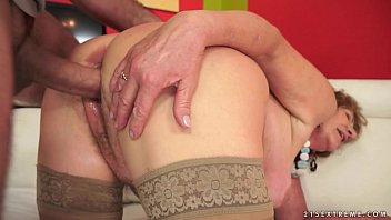 Older lesbians seducing young women Hairy granny wants big dick