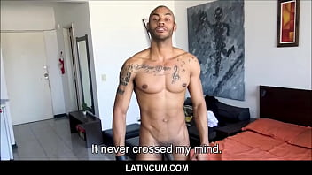 Black gay chat room Straight black latino jock looking to exchange money fucked by gay guy making documentary pov