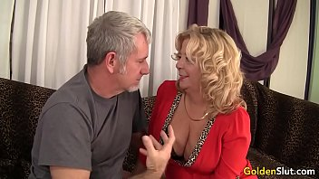 Grandma takes a fat cock and cum in her mouth   Video Make Love