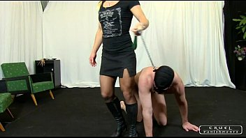 Bbw mistress training Doggy training wmv
