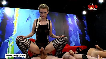 Mia Bitch the young cum target - German Goo Girls