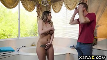 Losing a bet to a roommate leads to anal for Brooklyn Chase