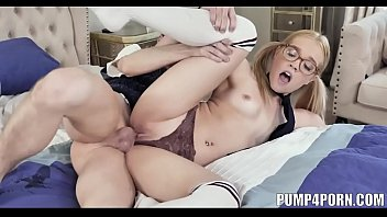 Sexy nookies - Katie kush plays hooky for some nooky
