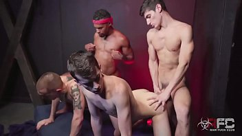 Jacen Zhu, Dexx, Aiden Ward, Alex Meyer – Demonic Fuck Boy (Bareback)
