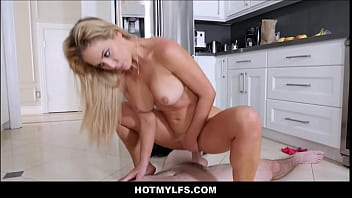 Big Tits MILF Cherie DeVille Fucked To Orgasm By Drunk Brother In Law