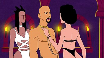 "Animated Erotica ""Poly Sutra"" King Noire feat. Kendal Good"