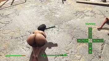 Fallout 4 My Thicc Posing