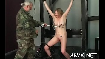 Big boobs babe hard fucked in extreme slavery xxx scenes Thumb