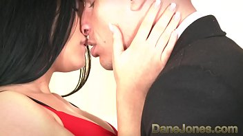 DaneJones Romantic valentines day loving with black hair goddess 12分钟