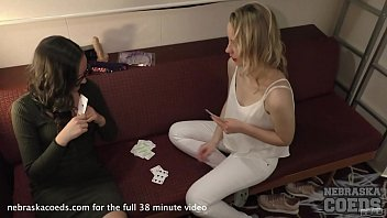 cruise ship strip poker with young maria and sarah