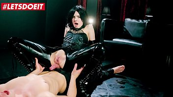 LETSDOEIT - #Anie Darling - Femdom Czech Erotica BDSM Play With Passionate Lover