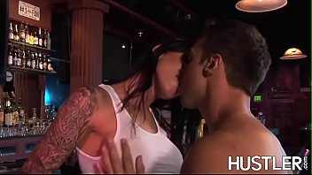 Inked latina Juelz Ventura rides hard before facial