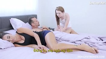 Fucking With Step Dad Near Sleeping Mom - Http://zipansion.com/yd4S