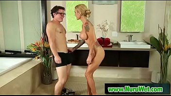 His First Time (Sarah Jessie and Robby Echo) video-01 pornhub video