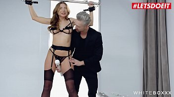 LETSDOEIT - #Marilyn Crystal - Erotic Bondage Sex With A Squirting Ukrainian Teen