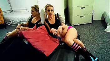 """(Free Version) """"Nikki' pays the Late Fee"""" ~ Watch Nikki Dicks swallow two months worth of rent payments.. ~"""