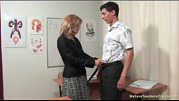 Hot blonde teacher sex - Russian mature teacher 4 - katerina
