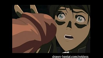 Avatar Hentai - Porn Legend of Korra
